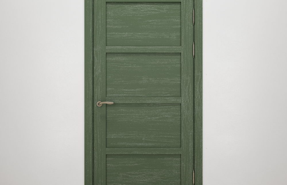 """Дверь """"Фрейм"""" шпон"""