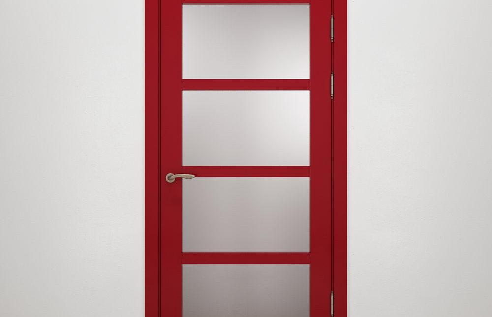 """Дверь """"Фрейм"""" стекло"""