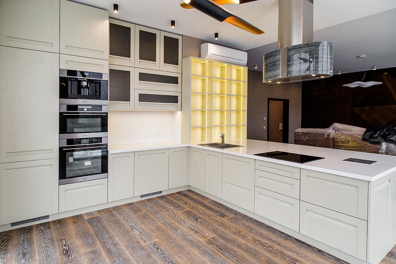 Картинки функциональных кухонь