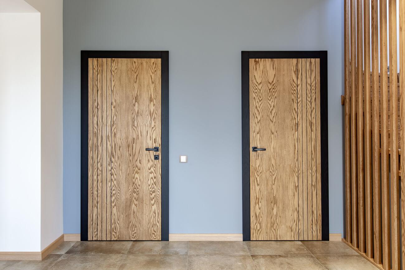 откосы на металлическую дверь