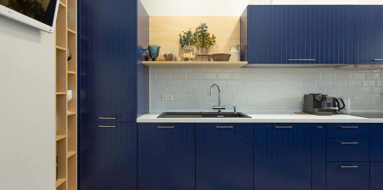 Кухонный гарнитур для кондитера